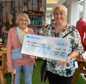 Picture of Liana who won the Cornwall Hospice Care Lottery