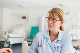 Cornwall Hospice Care Nurse