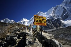 Nepal Everest Base Camp 3
