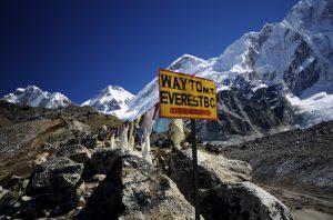 Nepal Everest Base Camp 3