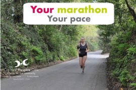 Your Marathon Your Pace - Cornwall Hospice Care Virtual Marathon