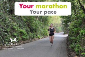 Your Marathon Your Pace - Cornwall Hospice Care Virtual Marathon